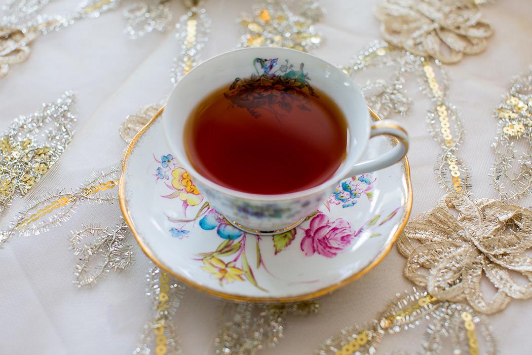 novi, michigan bridal shower: hannah's tea party